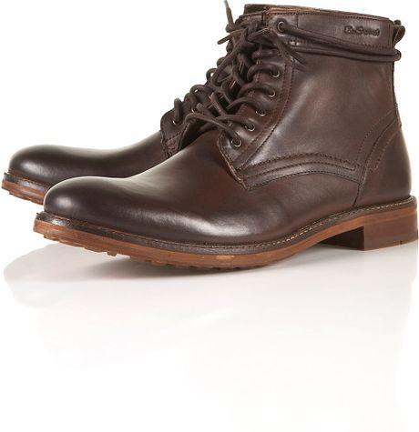 Ben Sherman Ben Sherman Quey 2 Boots in Brown for Men