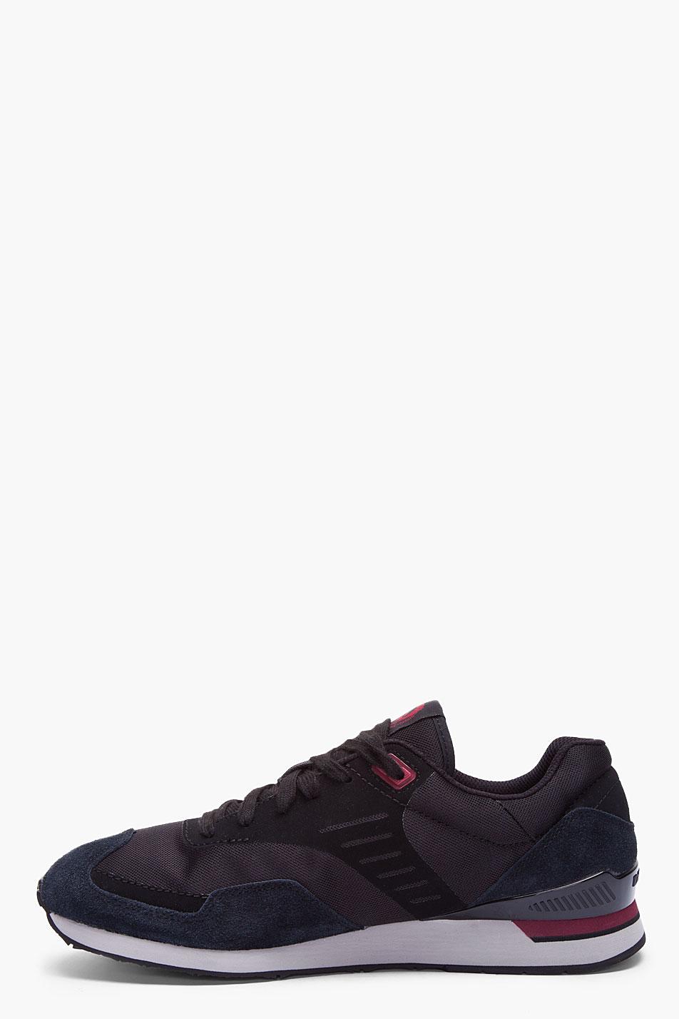 Diesel Black Coofy Sneakers For Men Lyst
