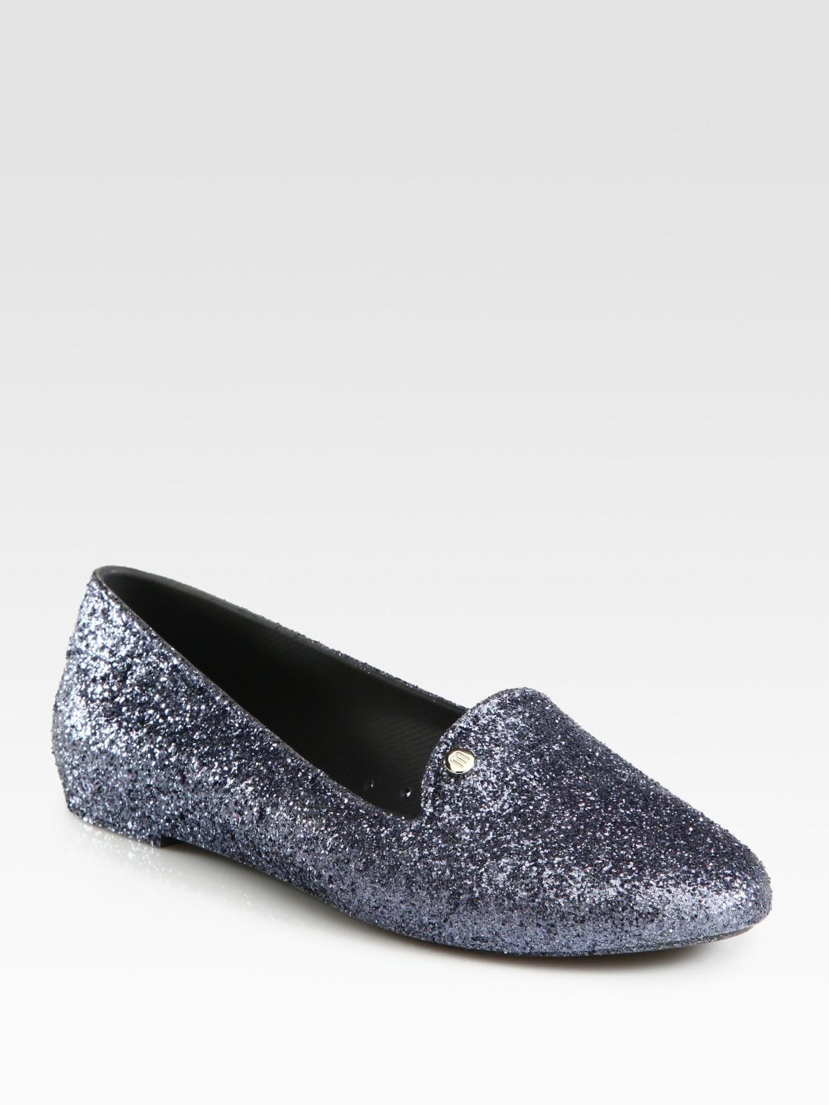 Melissa Slipper Shoe In Metallic Lyst