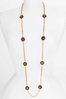 Tory Burch Necklace - Lyst