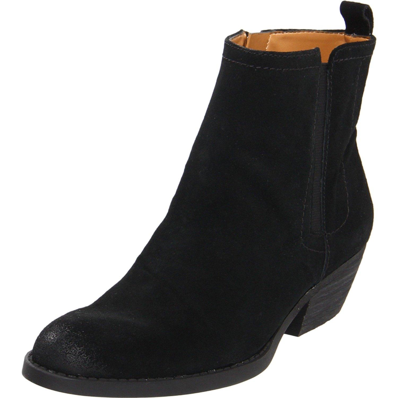 nine west nine west womens sosie ankle boot in black
