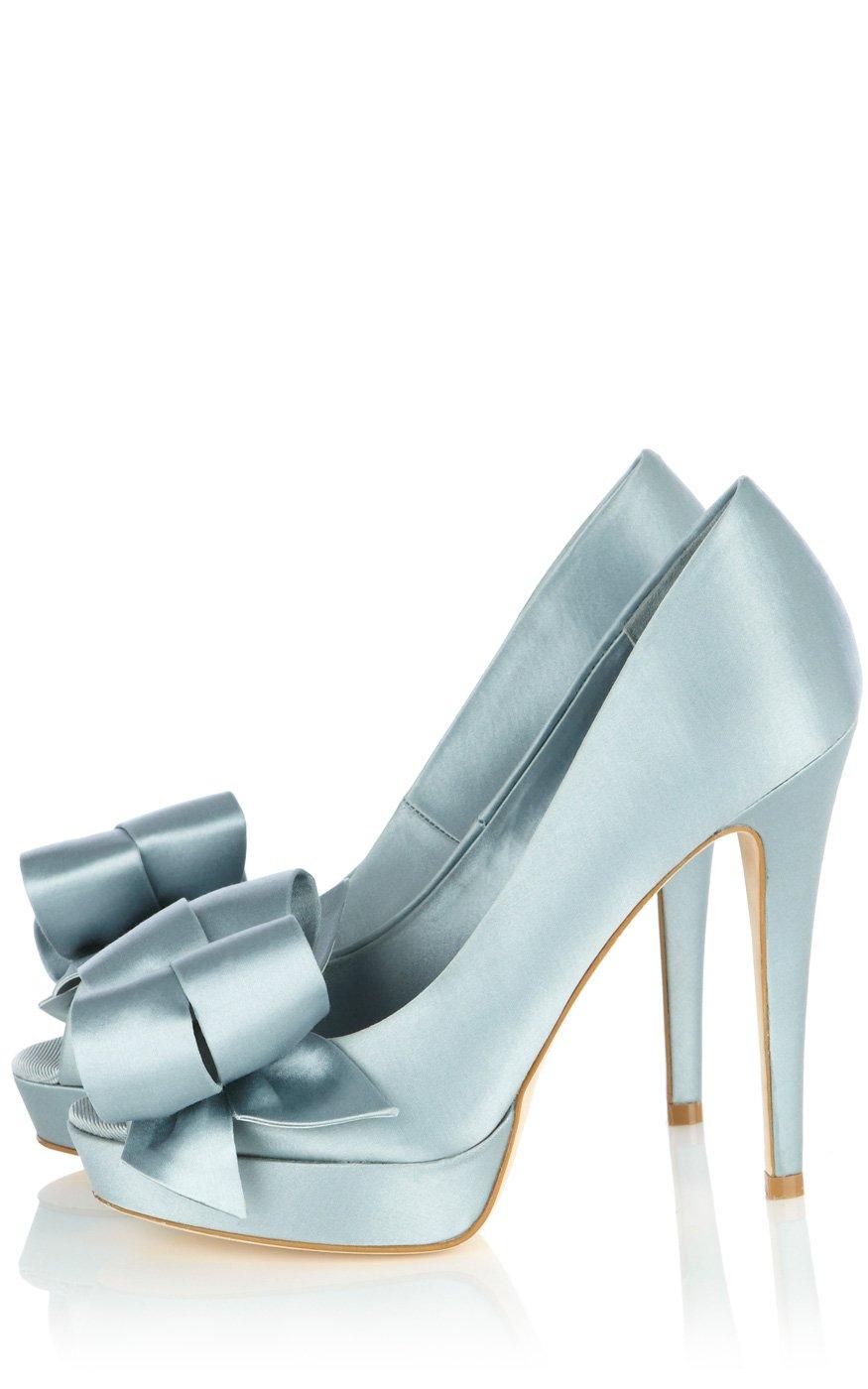 Karen Millen Satin Shoes