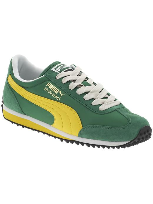 Puma Whirlwind Classic In Green For Men Amazon Spectra