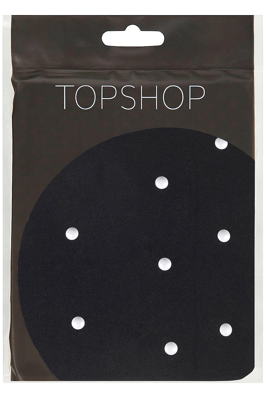 e2491466ec1fb TOPSHOP Pearl Tights in Black - Lyst