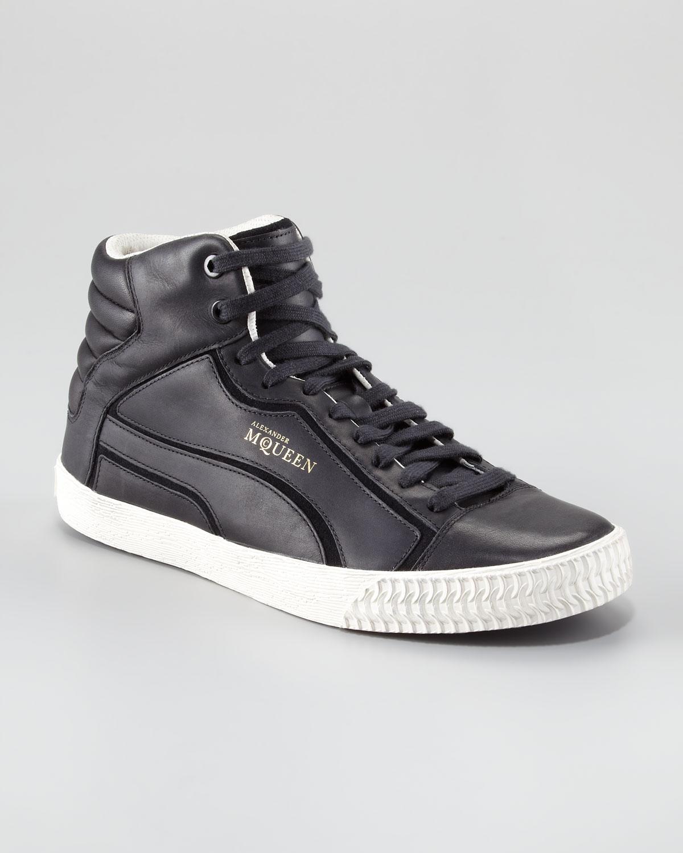 Lyst - Alexander Mcqueen X Puma Street Climber Ii Sneaker ...