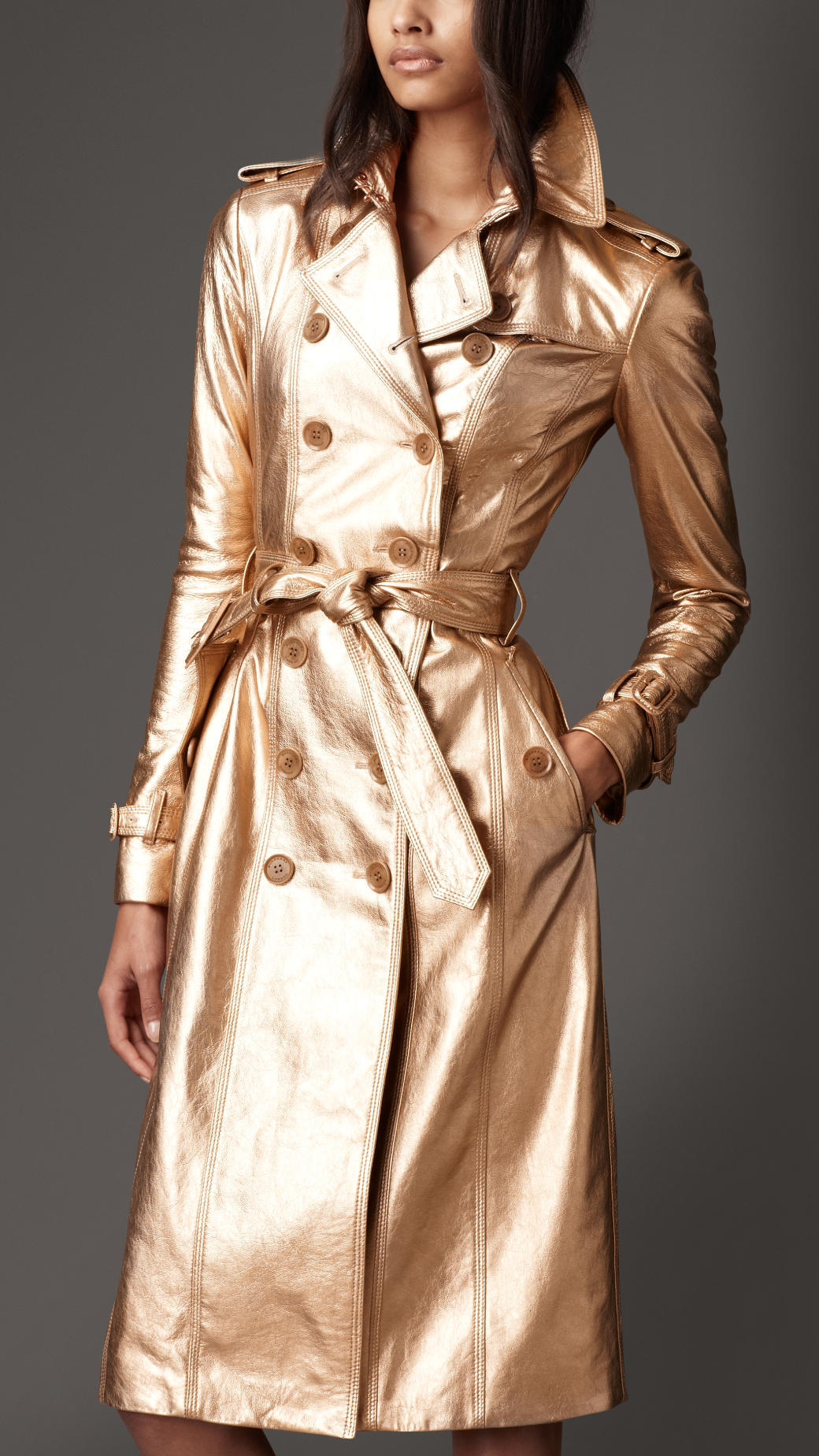 burberry trench coat sale outlet um8m  burberry metallic trench coat burberry metallic trench coat