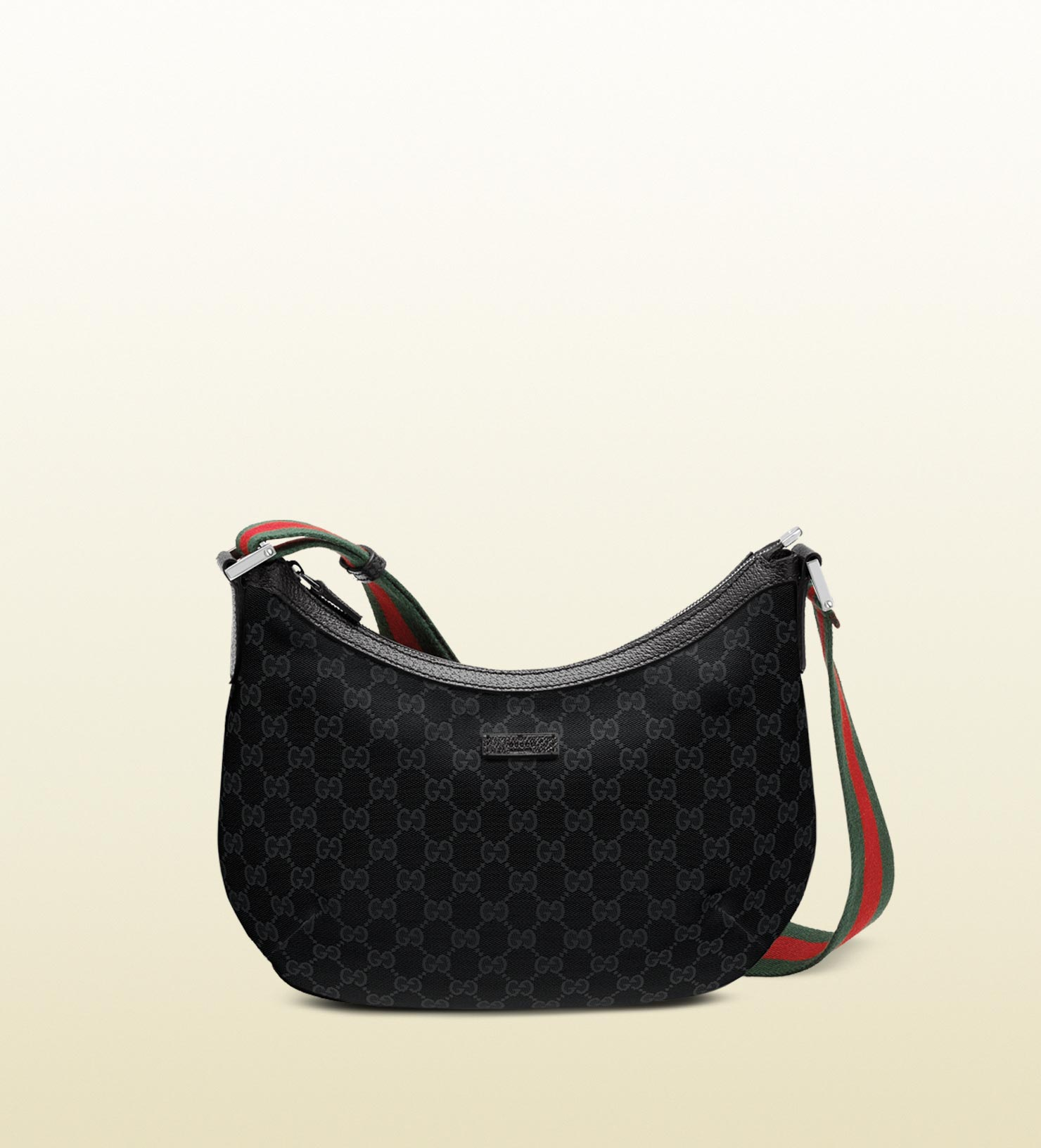 e25f2fbafe4d Gucci Original Gg Canvas Messenger Bag in Black for Men - Lyst