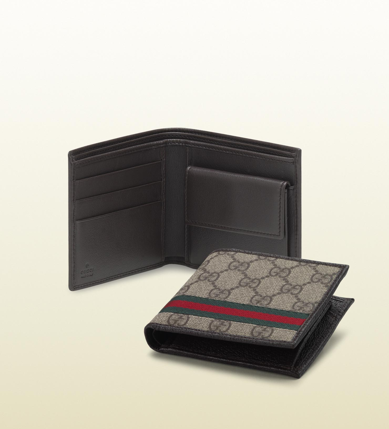 gucci web coin wallet