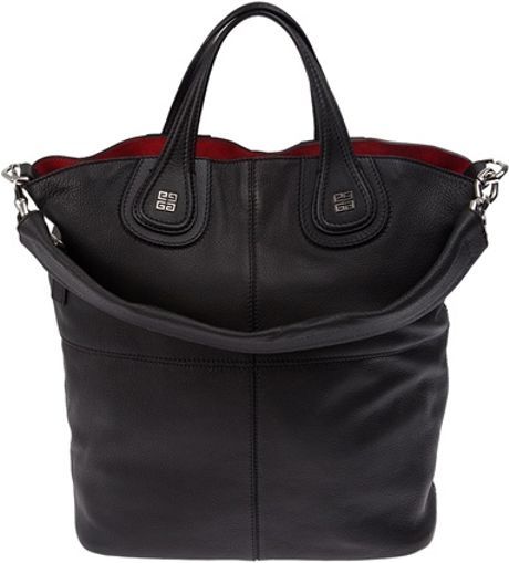 Givenchy Nightingale Tote in Black