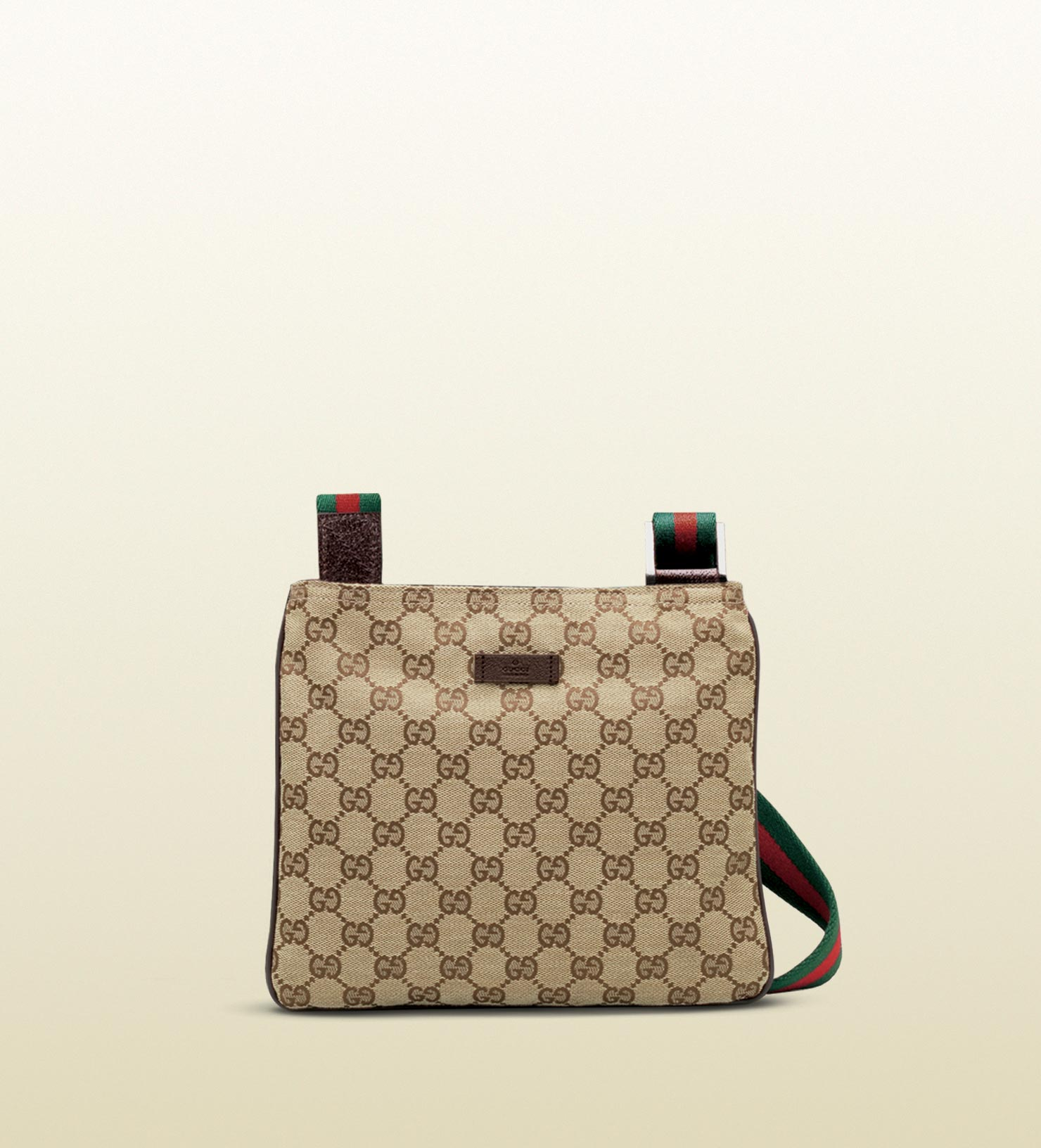 74c58b0c267d Gucci Original Gg Canvas Messenger Bag in Natural for Men - Lyst