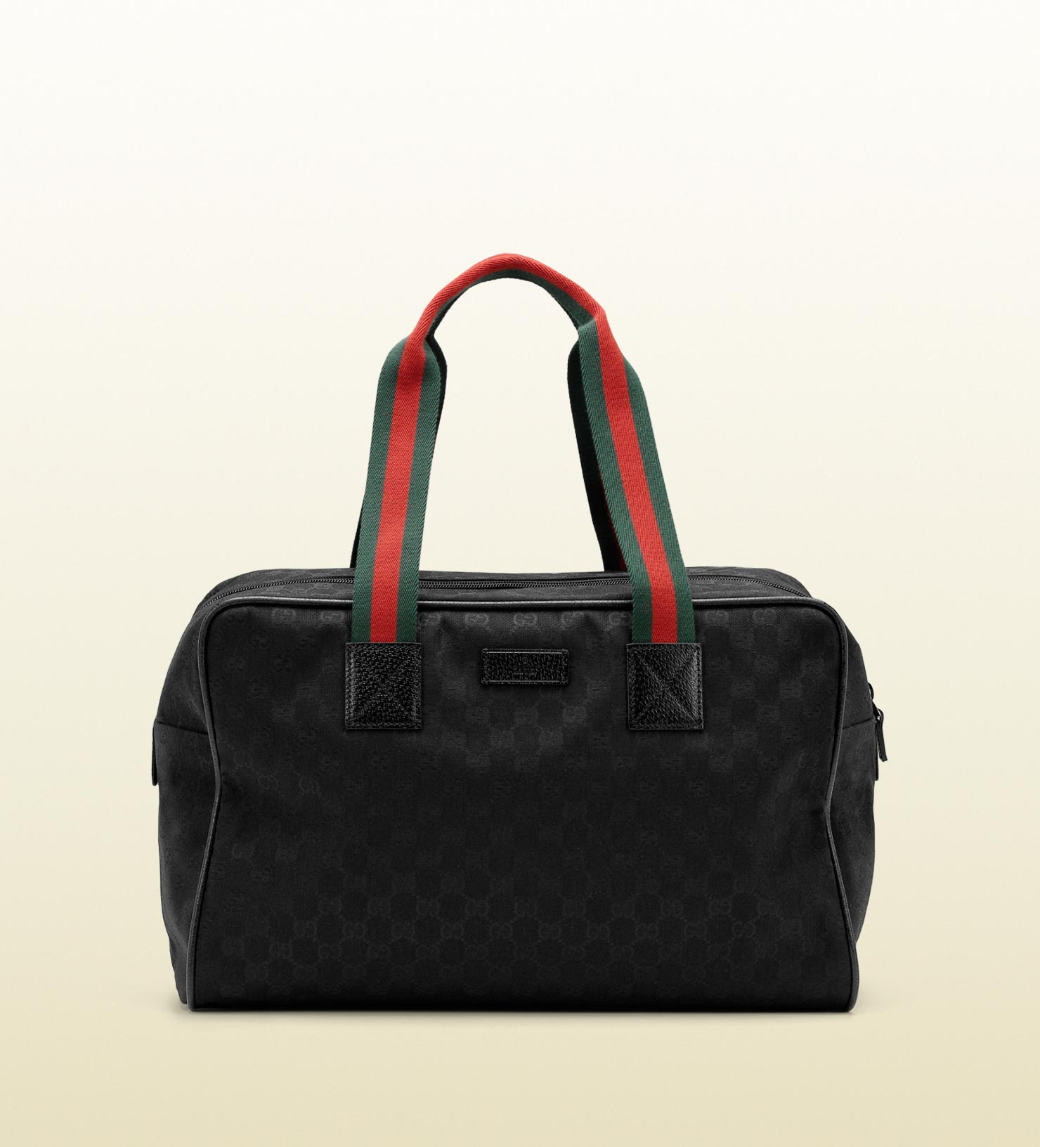 Gucci Original Gg Canvas Carry-on Duffle Bag in Black for Men - Lyst e2b883a63cf7e