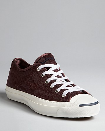 Converse Jack Purcell Sneakers Helen Sequin In Purple Lyst