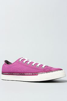 Converse The Chuck Taylor All Star Sparkle Rand Sneaker in Deep Orchid - Lyst