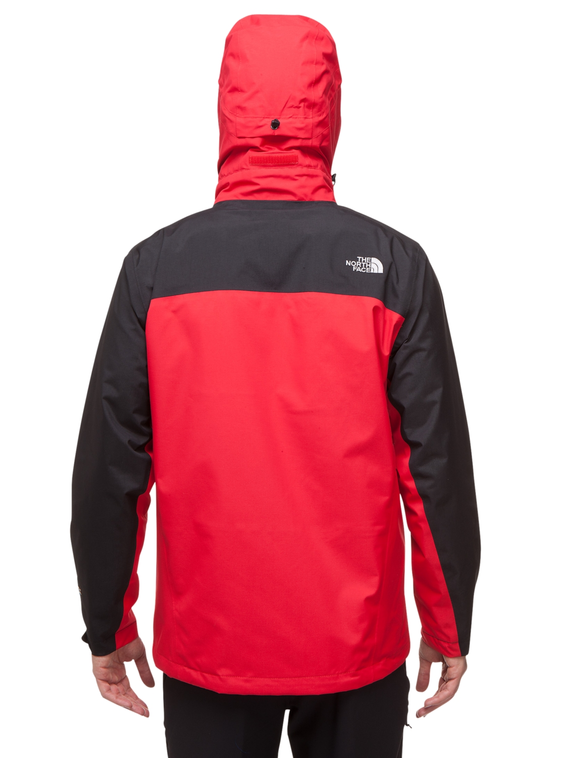 The North Face The North Face Downpour Jacket Tnf Red For