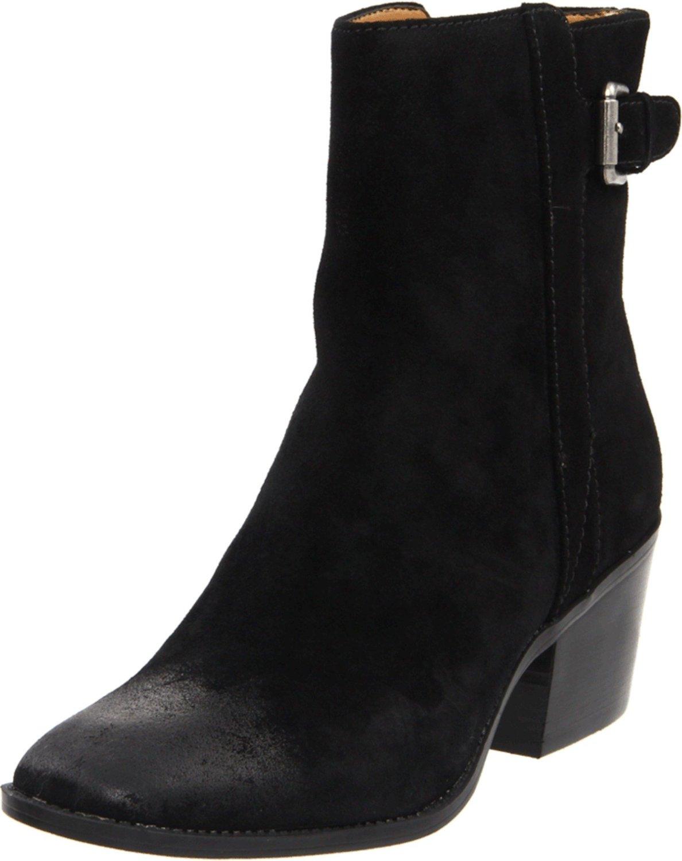nine west nine west womens fletch ankle boot in black