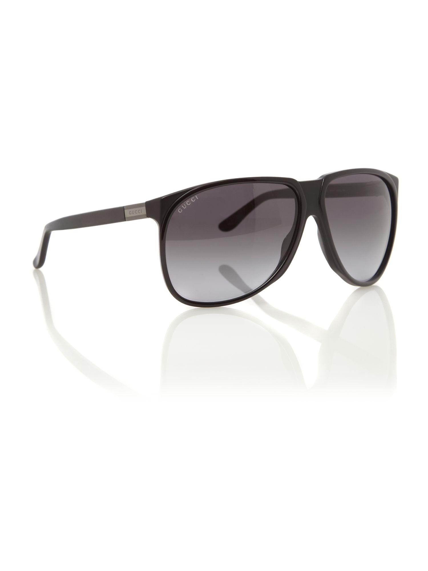 76cc52d9191 Gucci Mens Gucci 1627 s Aviator Sunglasses