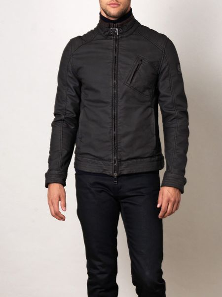 Belstaff H Racer Jacket In Brown For Men Lyst