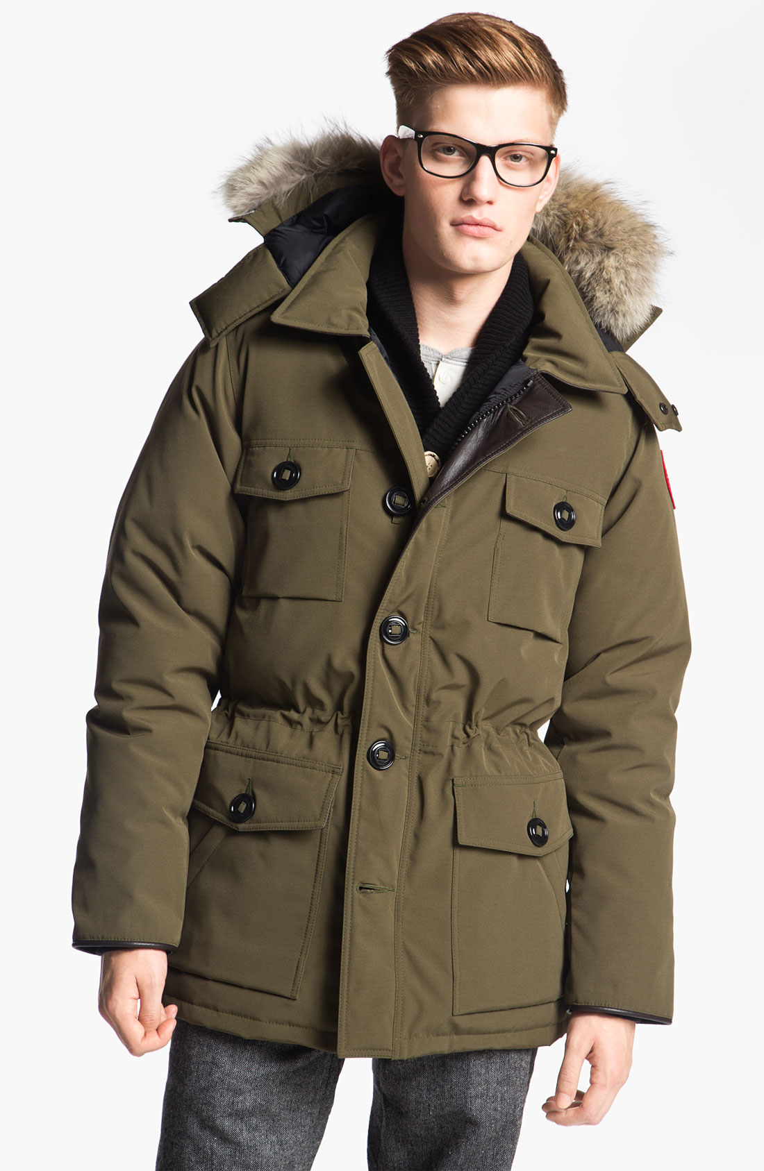 Shop Cabela's Bargaom Cave and find men's parkas and other insulated outerwear at amazing discounts.