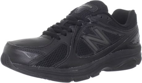New Balance New Balance Womens Ww847 Health Walking Shoe in Black