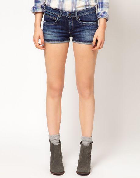 Pepe jeans denim short denim shorts product 4 4683767 602323083 large
