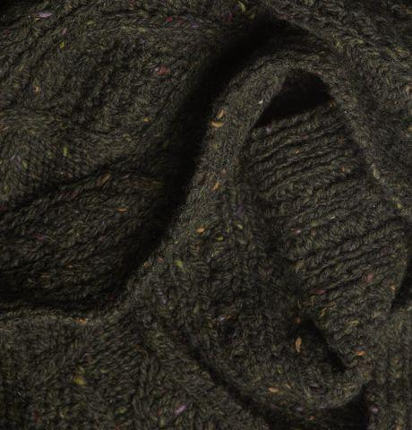 Fleece Artist Hand-Dyed Wool Knitting Kits (Garter Stitch