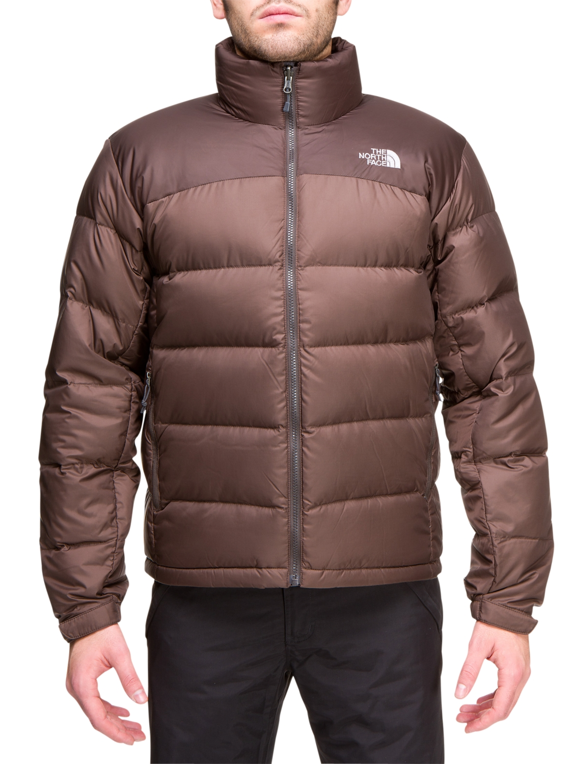 060052d5e The North Face The North Face Mens Nuptse 2 Jacket Bittersweet Brown ...