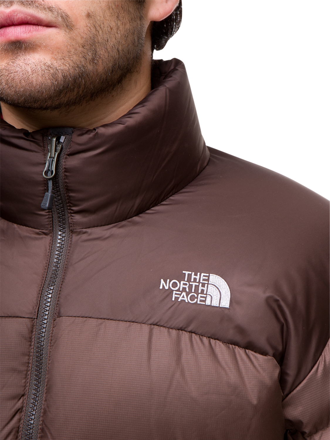 The North Face The North Face Mens Nuptse 2 Jacket Bittersweet Brown For Men Lyst