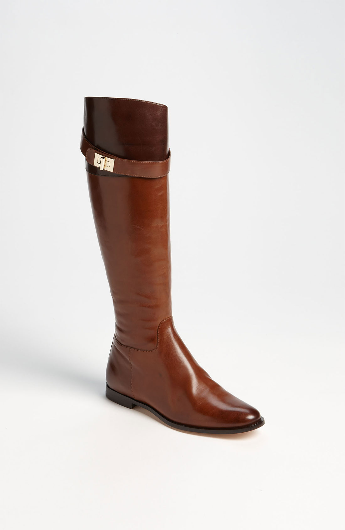 cole haan air daelin boot in brown sequoia chestnut lyst