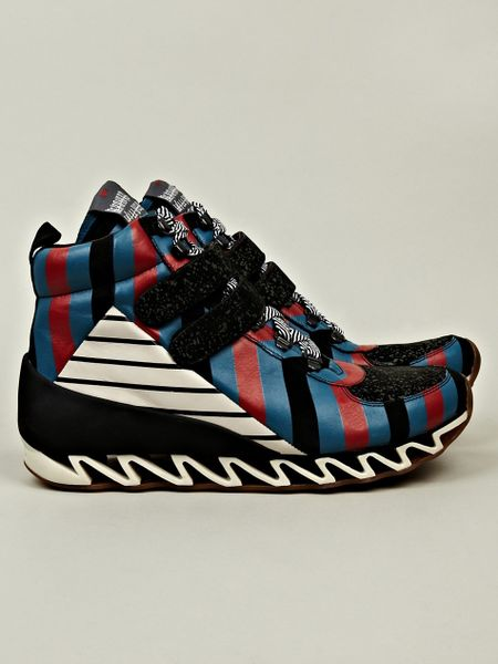 Bernhard willhelm bernhard willhelm x camper together sneakers in multicolor for men - Bernard wilhelm ...