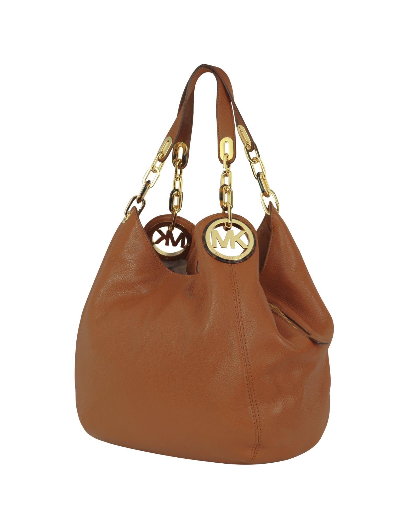 MK large fulton shoulder bag