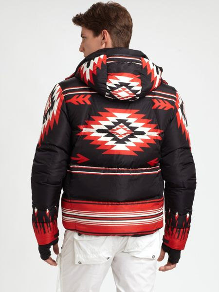 Rlx Ralph Lauren Beacon Core Down Jacket In Red For Men