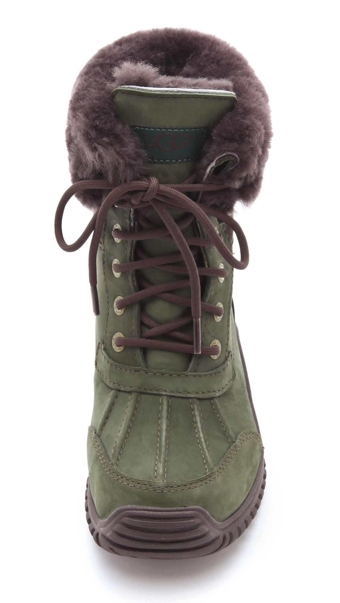 Ugg Adirondack Boots In Green Lyst
