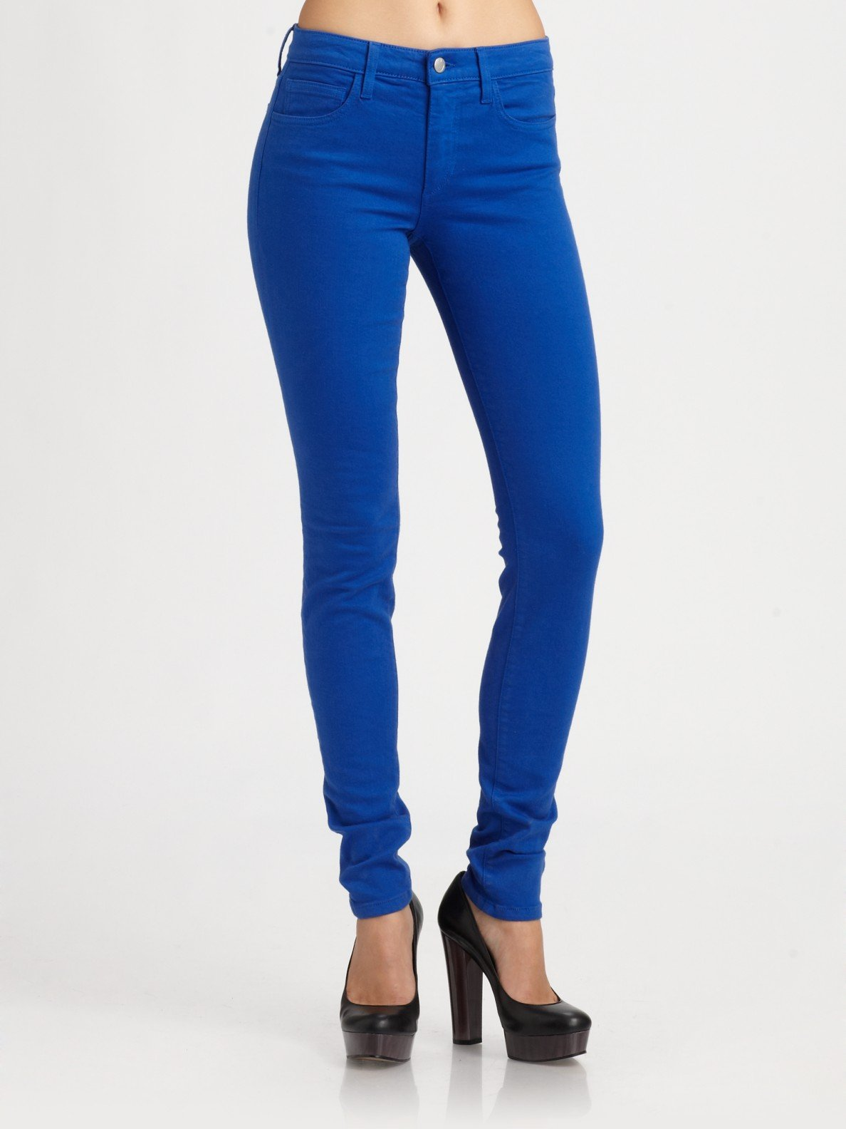 Free shipping and returns on Women's Colorful Skinny Jeans at 24software.ml