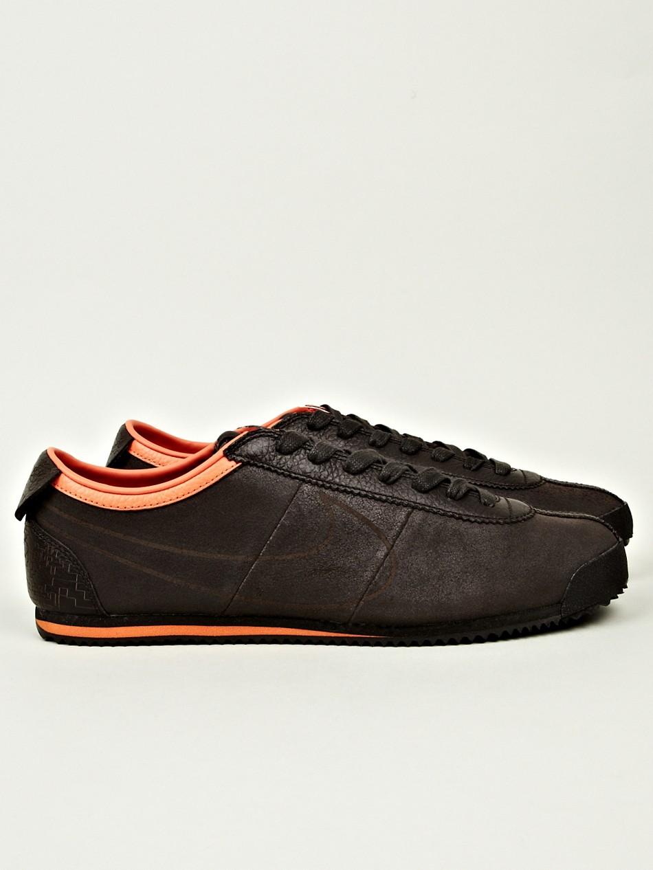 nike cortez classic og leather nrg sneaker in brown for. Black Bedroom Furniture Sets. Home Design Ideas