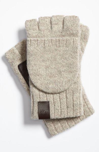 ugg knit gloves