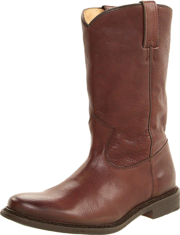 frye frye mens marco roper boot in brown for