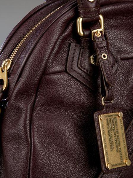 Marc By Marc Jacobs Baby Aidan Tote Bag In Brown Lyst