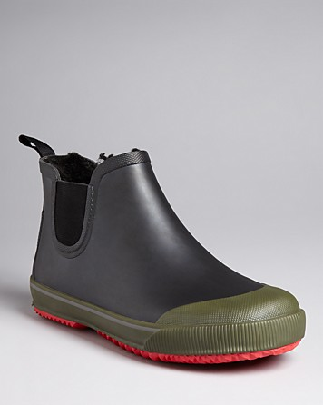 Tretorn Strala Vinter Klar Short Casual Boots In Green For