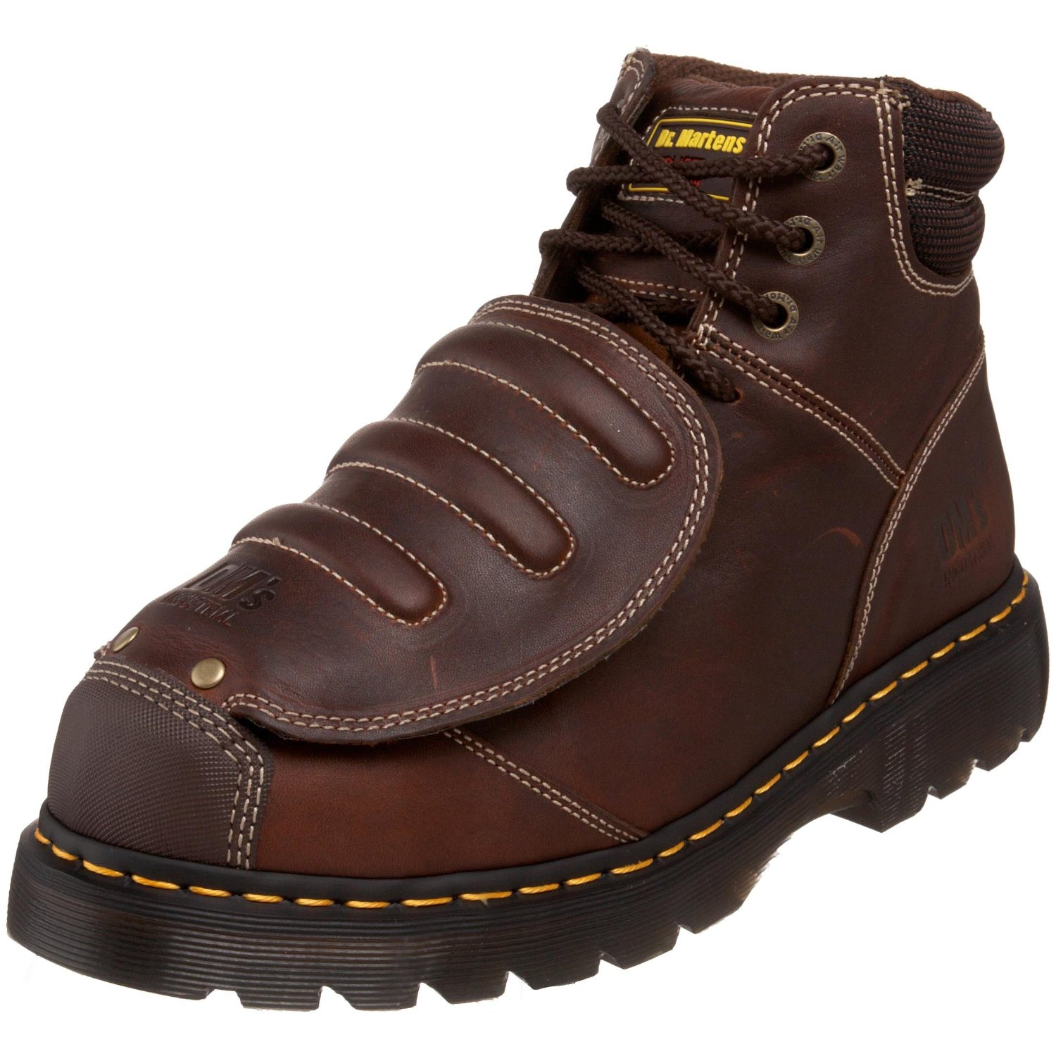 Dr Martens Mens Ironbridge Mg St Steeltoe Met Guard Boot