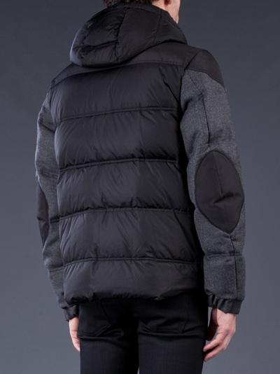 Moncler Republic Jacket in Grey (Grey) for Men
