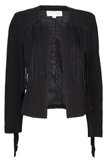 Of Two Minds Fringe Jacket - Lyst