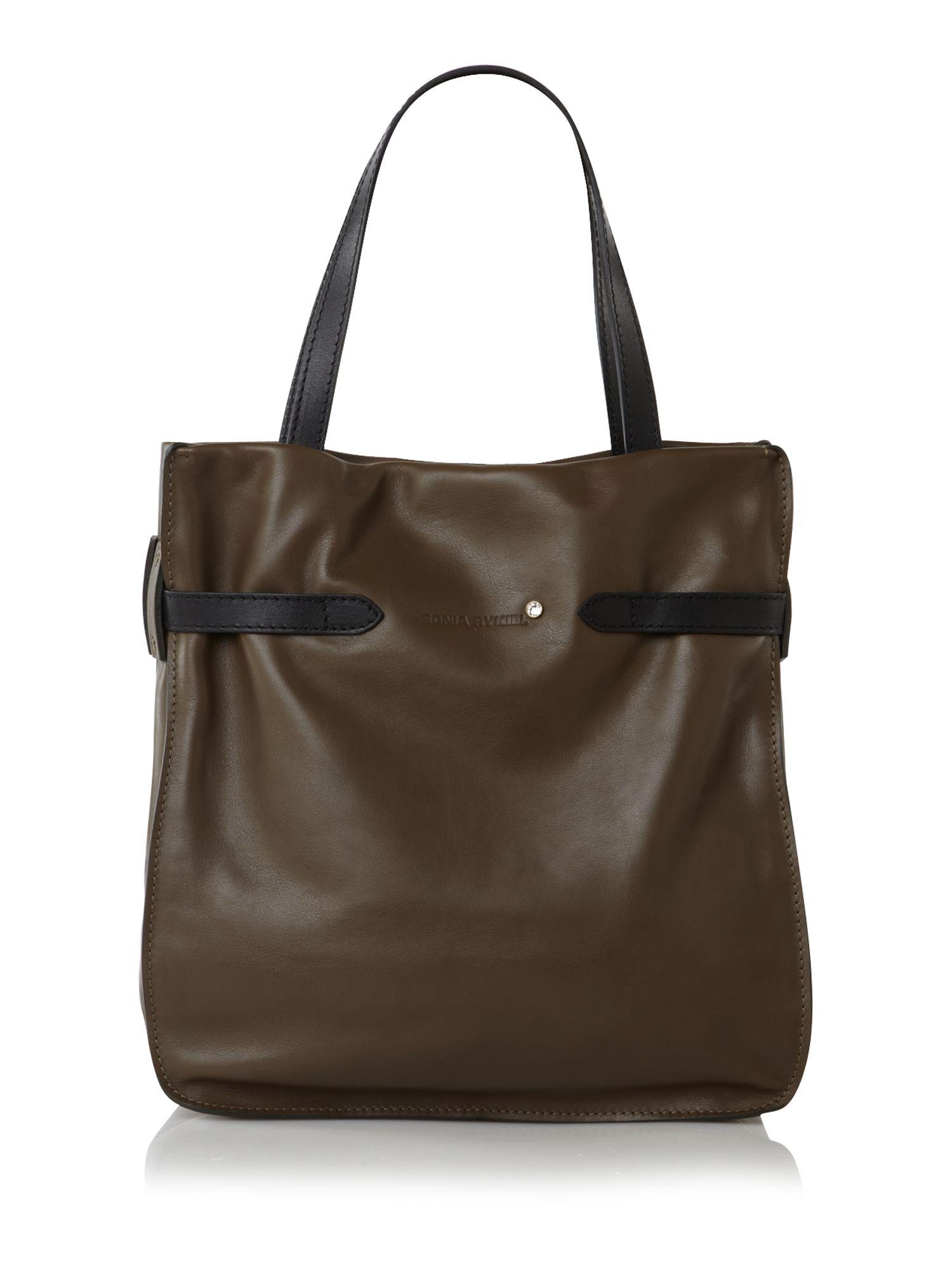 Sonia Rykiel Martha Tote in Grey (Brown)
