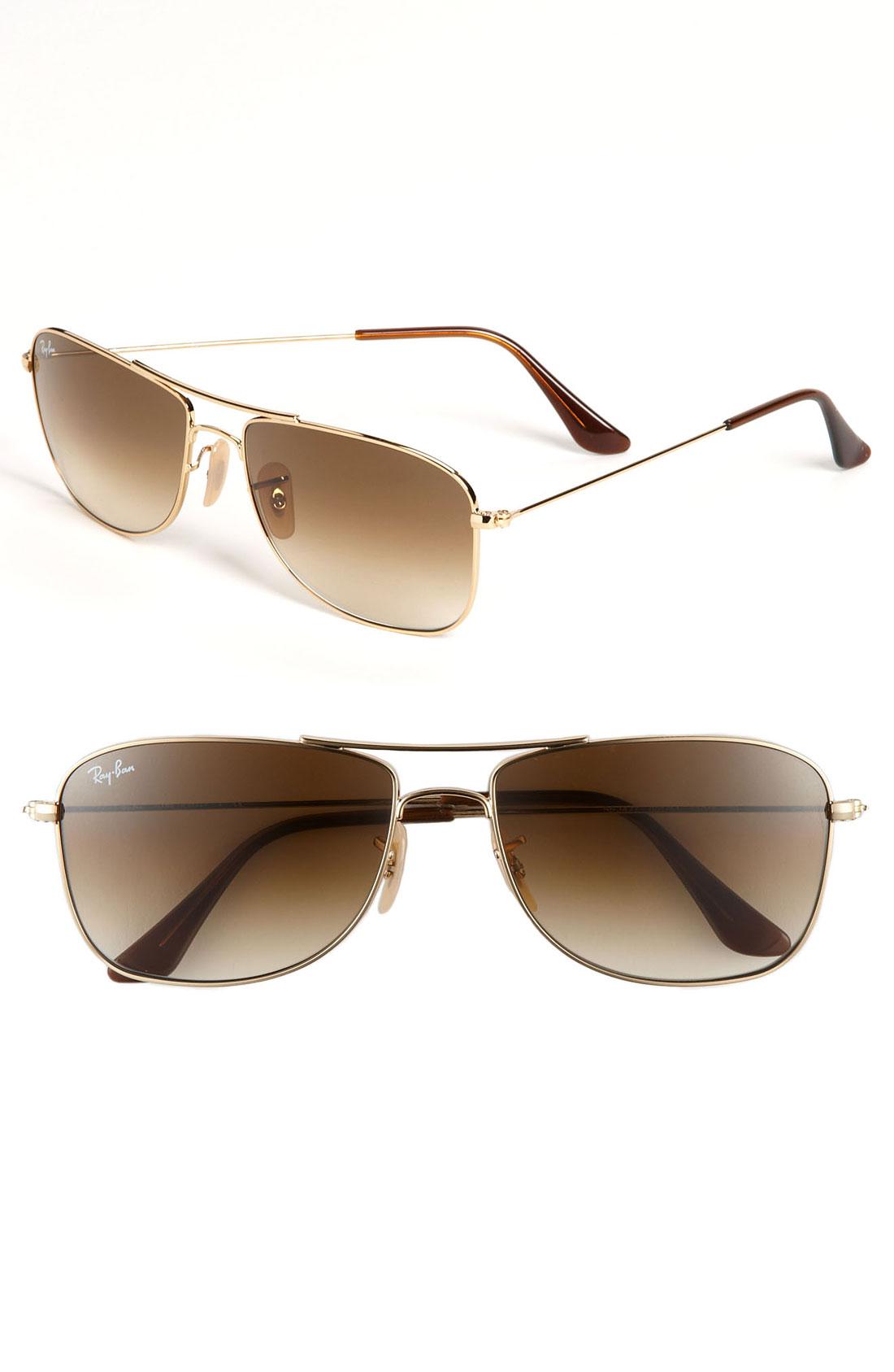 ray ban caravan sunglasses