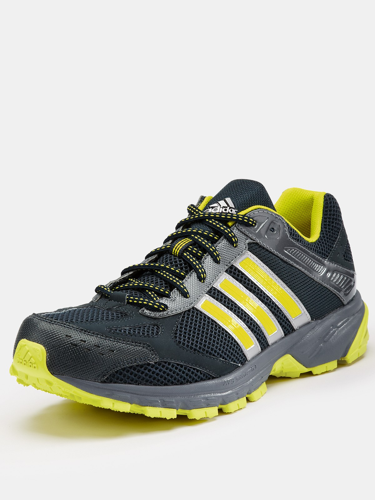 Adidas men's running shoes like the UltraBOOST and AlphaBounce deliver plush cushioning and modern style for performance and good looks no matter what your day entails. Other adidas running shoes for men like the PureBOOST offer breathability and coveted BOOST cushioning with every step.