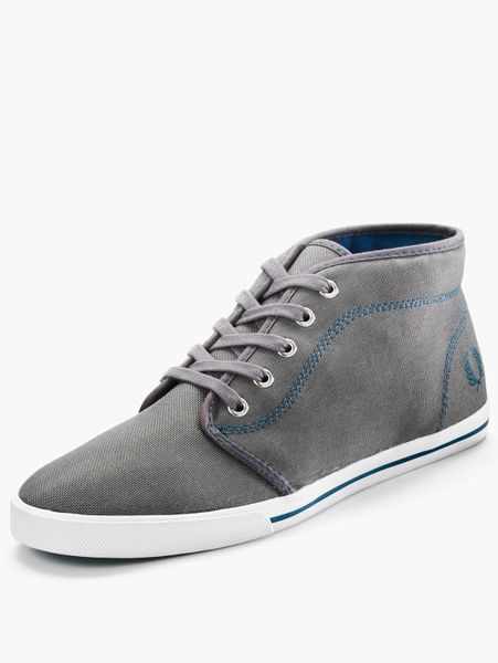 s fred perry sneakers lyst