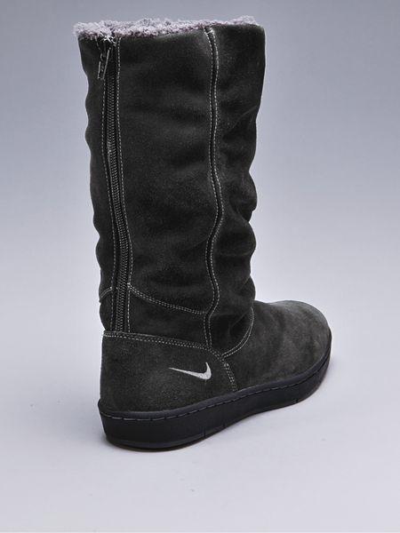 Nike Nike Sneaker Hoodie Boots in Black   Lyst
