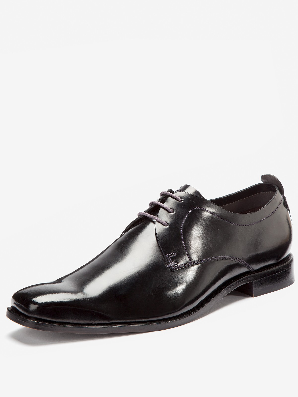 ted baker kerkan mens formal lace up shoes in black for