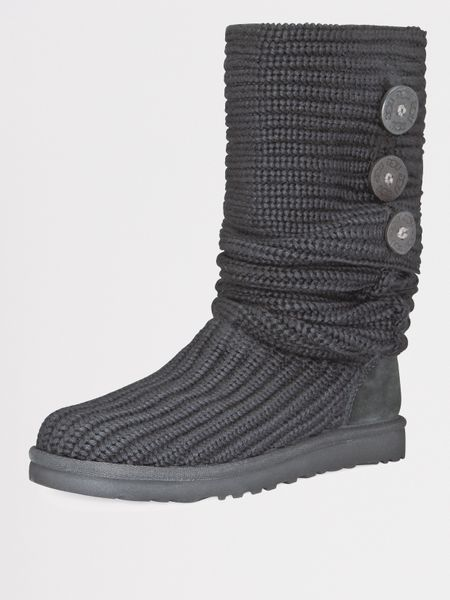 classic cardy black ugg boots