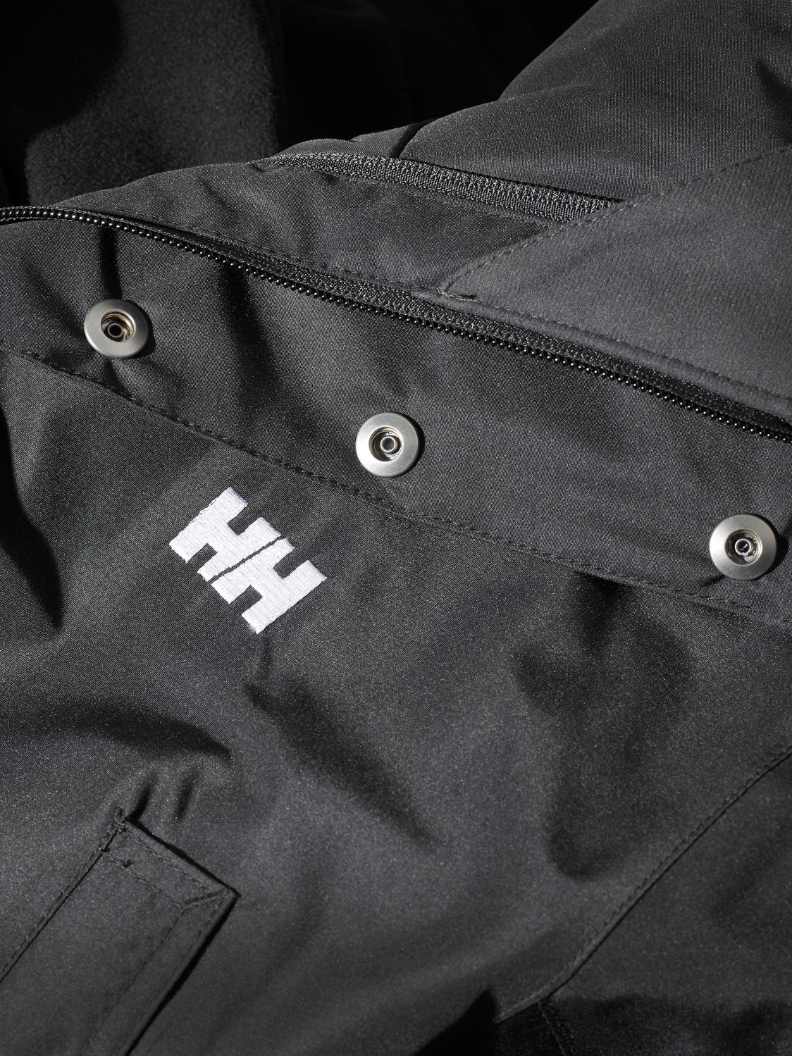 Helly Hansen Helly Hansen 3 in 1 Dublin Parka Black for Men