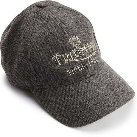 86aff5fa253 Lucky brand charcoal grey triumph wood baseball cap product large flex jpg  460x461 Lucky hats